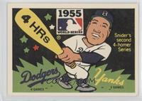 Brooklyn Dodgers vs New York Yankees (San Fransisco sticker on back) [Poor&nbsp…