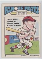 Chuck Klein