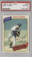 Mike Torrez [PSA 10 GEM MT]
