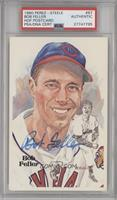 Bob Feller /10000 [PSA/DNA Certified Auto]