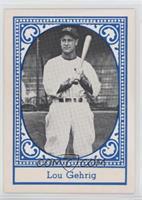 Lou Gehrig (Has MLB Logo)