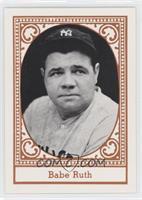 Babe Ruth (error 002 instead of 005)