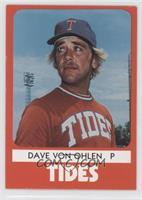 Dave Von Ohlen