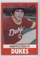 Mike Scioscia [Good to VG‑EX]