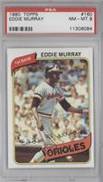 Eddie Murray [PSA 8 NM‑MT]