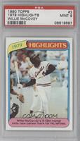Willie McCovey [PSA 9]
