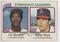 J.R. Richard, Nolan Ryan [Poor to Fair]
