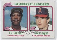 J.R. Richard, Nolan Ryan [Noted]