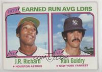 J.R. Richard, Ron Guidry