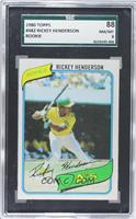 Rickey Henderson [SGC88]