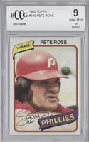 Pete Rose [BCCG Near Mint]