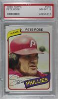 Pete Rose [PSA8NM‑MT]