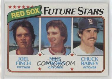 1980 Topps - [Base] #662 - Joel Finch, Mike O'Berry, Chuck Rainey