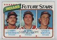 Larry Andersen, Bobby Cuellar, Sandy Wihtol [GoodtoVG‑EX]