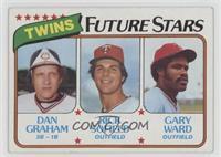 Dan Graham, Rick Sofield, Gary Ward [GoodtoVG‑EX]