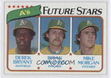 1980 Topps - [Base] #671 - Derek Bryant, Brian Kingman, Mike Morgan