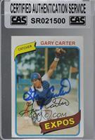 Gary Carter [CASCertifiedSealed]