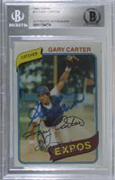 Gary Carter [BGS Authentic]