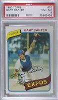 Gary Carter [PSA8NM‑MT]