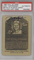Carl Yastrzemski [PSA/DNA Certified Encased]