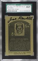 Joe Sewell [SGC AUTHENTIC]