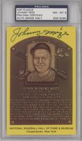 Johnny Mize [PSA/DNA Certified Encased]