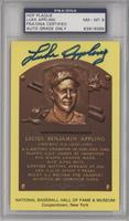 Luke Appling [PSA/DNA Certified Encased]
