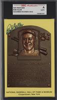 Bob Feller [SGC Authentic Encased]