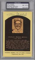 Stan Musial [PSA/DNA Certified Auto]