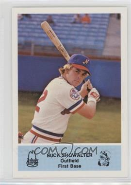 1981 Arby's Nashville Sounds - Team Set [Base] #BUSH - Buck Showalter