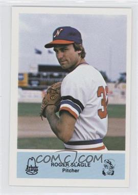 1981 Arby's Nashville Sounds - Team Set [Base] #ROSL - Roger Slagle