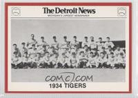 1934 Tigers