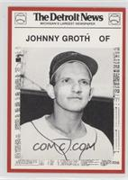 Johnny Groth