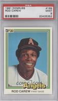 Rod Carew [PSA 9 MINT]