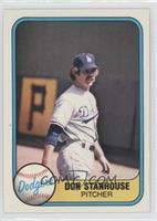Don Stanhouse