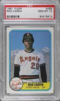 Rod Carew [PSA 10]