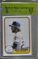Wally Backman [BRCR 9.5]