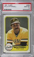 Willie Stargell [PSA 10]