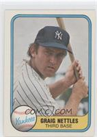 Graig Nettles (Graig on Back)