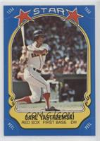 Carl Yastrzemski (Light Blue Name on Back)