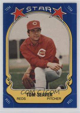 1981 Fleer Star Stickers - [Base] #49 - Tom Seaver