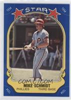 Mike Schmidt (bat out front)