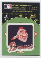 Atlanta Braves (Record and Logo)