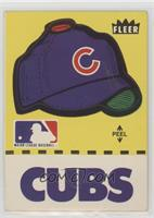 Chicago Cubs (Hat and Name) [EXtoNM]