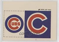 Chicago Cubs (Logo and Hat Logo; 1935 All-Star Game)