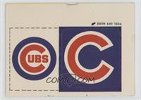 Chicago Cubs (Logo and Hat Logo; 1935 All-Star Game) [GoodtoVG̴…