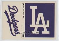 Los Angeles Dodgers Team (Name and Logo; 1937 All-Star Game)