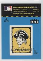 Pittsburgh Pirates (Record and Logo)
