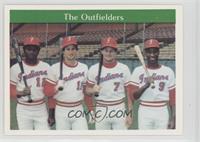 The Outfielders (Paul Herring, Duane Walker, Paul Householder, Eddie Milner)