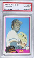 Vida Blue [PSA 8 NM‑MT]